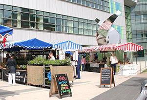 Queen Elizabeth Hospital Farmers Market