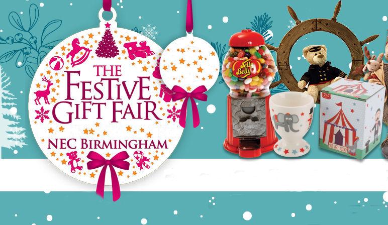 Festive Gift Fair 2016 Banner