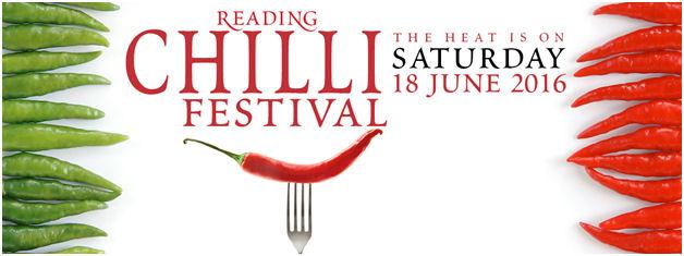 Reading Chilli Festival 2020