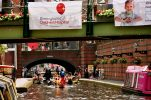 Brindleyplace Dragon Boat Race 2016