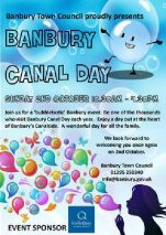 Banbury Canal Day 2016