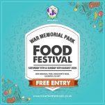 War Memorial Park Food Festival 2020