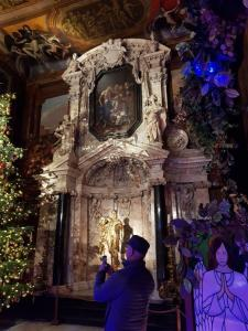 Chatsworth House Christmas Decorations 2019