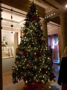 Chatsworth House Christmas Decorations 2019