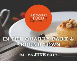 Shrewsbury Food Festival 2017